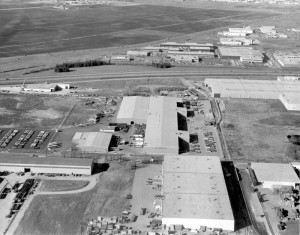 The new Fort Garry plant is located south of Winnipeg and went into production in June of 1968. It was designed to produce 40-foot coaches since that increased length would have been difficult at Plant 1.